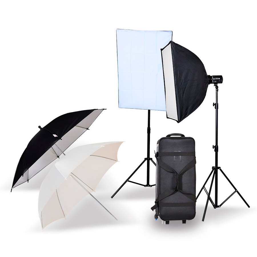 AH studio flash kit