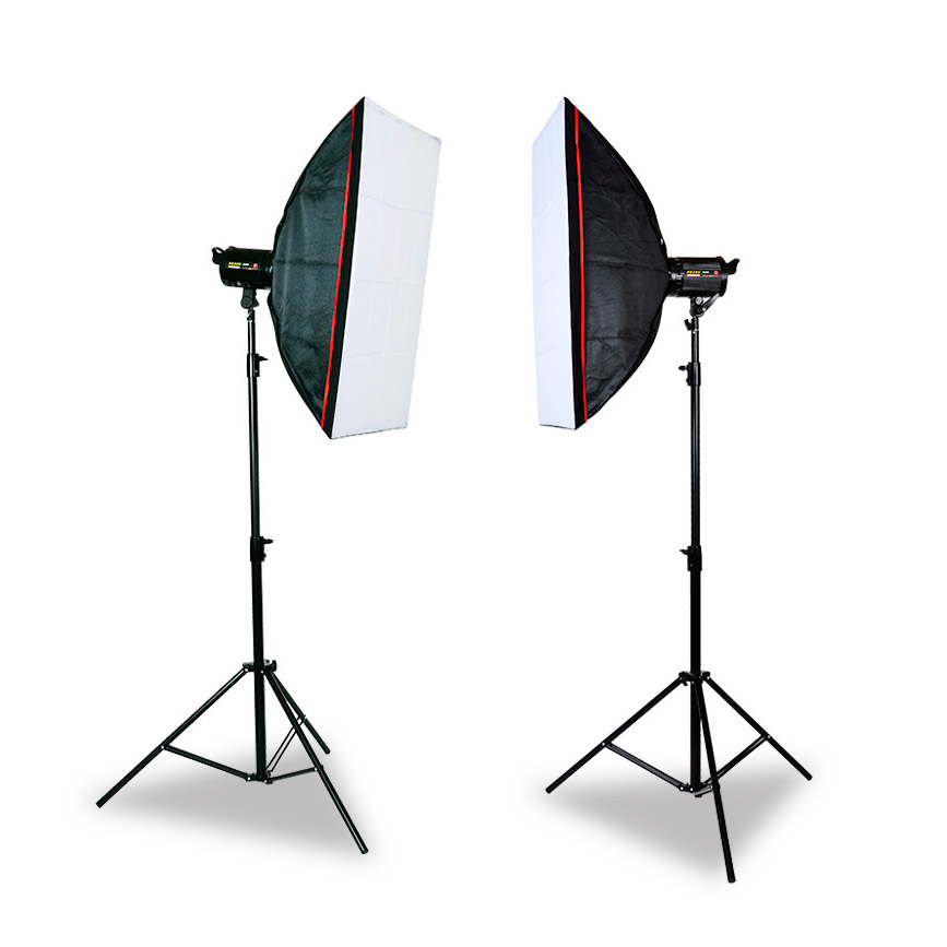 Cononmark GE studio flash kit