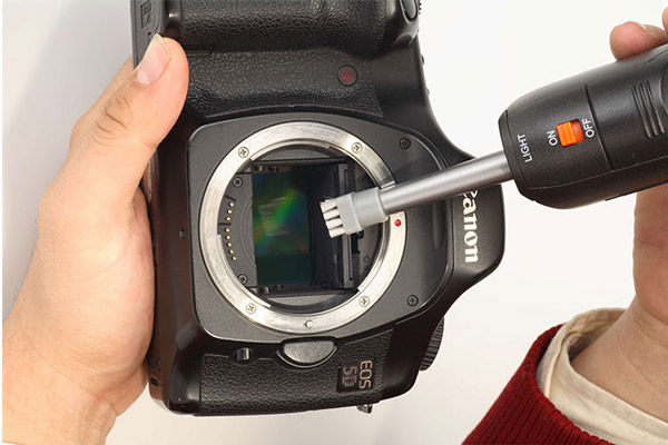 How to maintain your SLR camera?